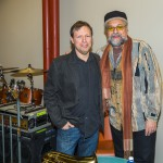 Chris Potter and Joe Lavano